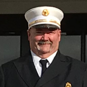 Chatham Fire Department First Assistant Chief Paul Pratt