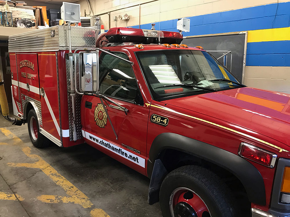 Chatham NY Fire Department 58-4
